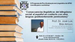 Workshop - Professor José